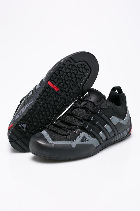 černá adidas Performance - Boty Terrex Swift Solo