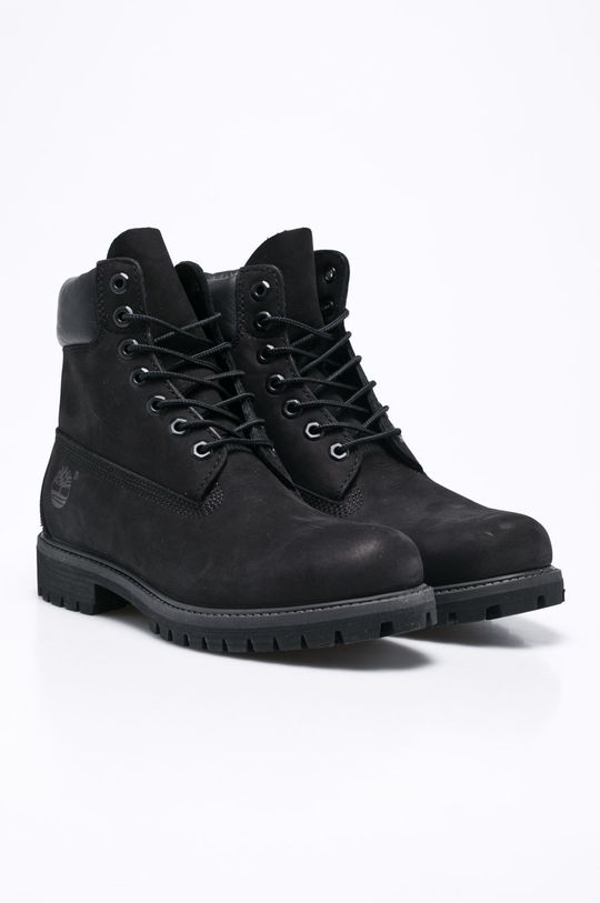 Timberland - Kotníkové boty černá