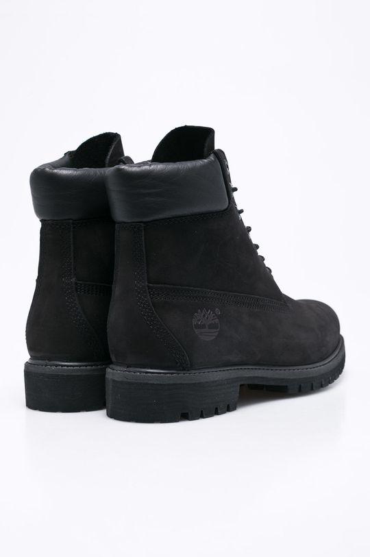 černá Timberland - Kotníkové boty