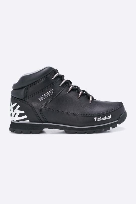 czarny Timberland - Buty Euro Sprint Hiker Męski