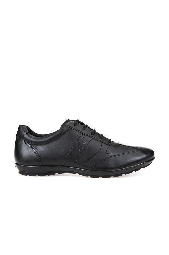 čierna Geox - Detské topánky Pánsky