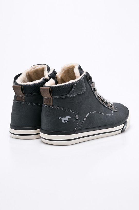 grafitová Mustang - Topánky