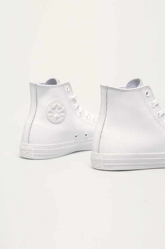 Converse - Tenisi Chuck Taylor All Star Leather Gamba: Piele naturala Interiorul: Material textil Talpa: Material sintetic