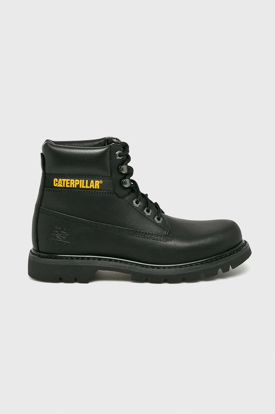 čierna Caterpillar - Topánky Colorado Pánsky