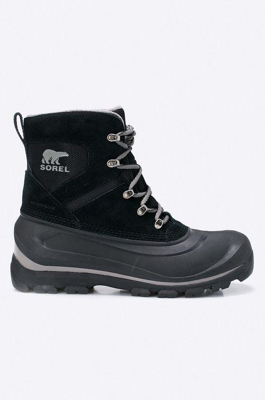 čierna Sorel - Topánky Buxton Pánsky