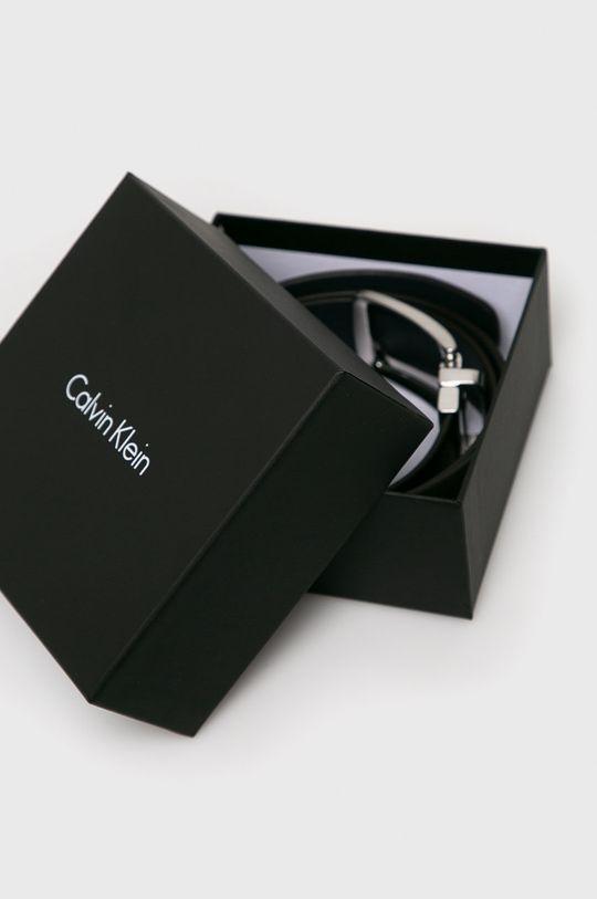 Calvin Klein Jeans - Kožený pásek  Hlavní materiál: 100% Přírodní kůže