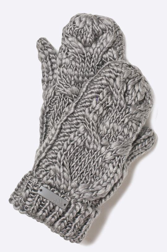 сив adidas Performance - Ръкавици Жіночий