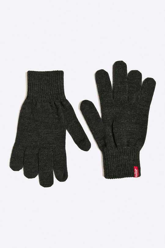 Levi's - Rękawiczki szary