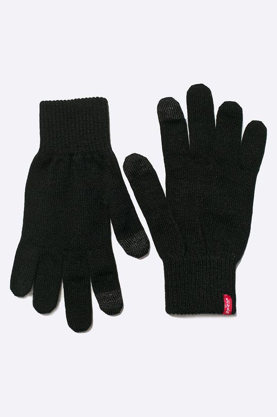 Levi's - Rękawiczki czarny