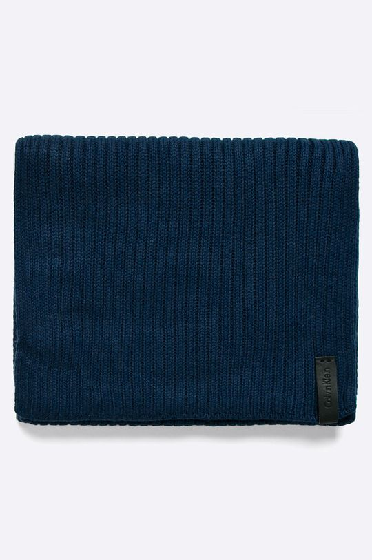 Calvin Klein Jeans - Fular bleumarin