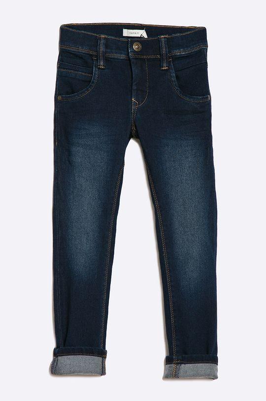 modrá Name it - Dětké džíny 122-164 cm Dívčí