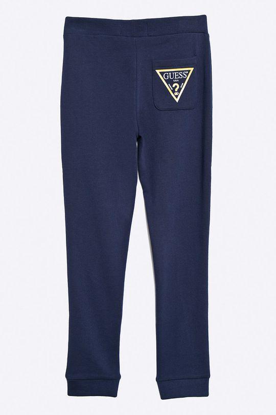 Guess Jeans - Kalhoty L73Q07.K5WK0 námořnická modř