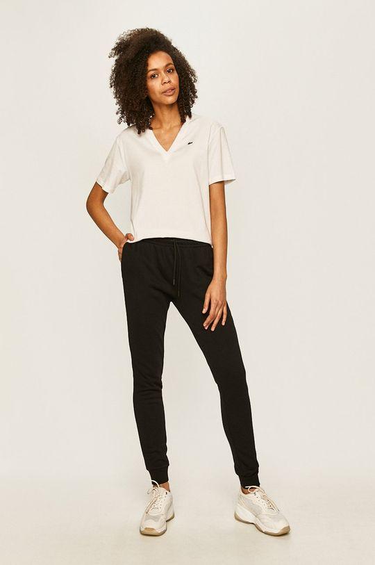 Lacoste - Kalhoty černá