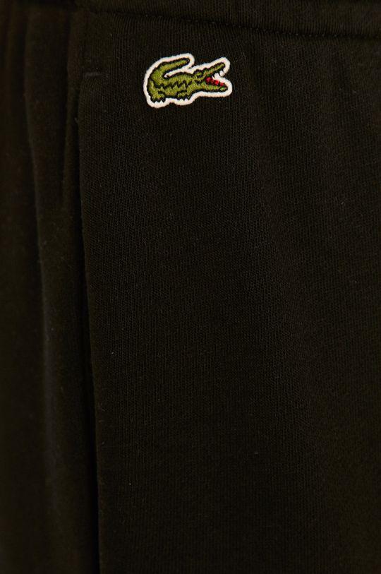 černá Lacoste - Kalhoty