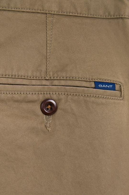 Gant - Spodnie 98 % Bawełna, 2 % Elastan