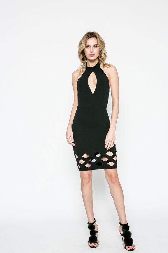 Missguided - Sukienka czarny