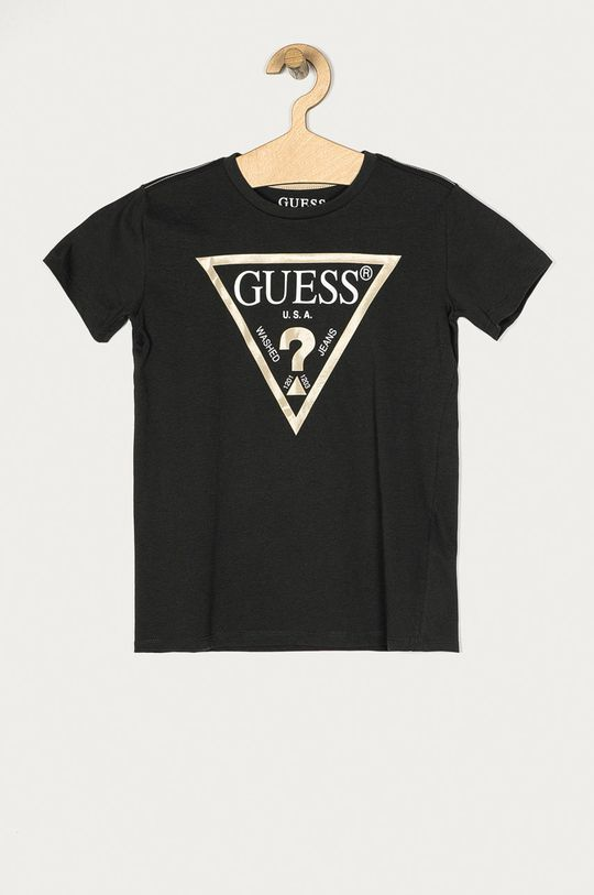 grafit Guess Jeans - Tricou copii 116-176 cm De băieți