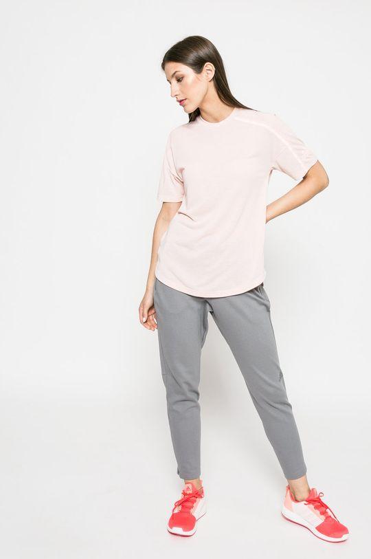 adidas Performance - Top rózsaszín