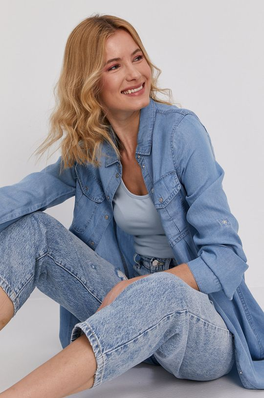 Vero Moda - Top jasny niebieski