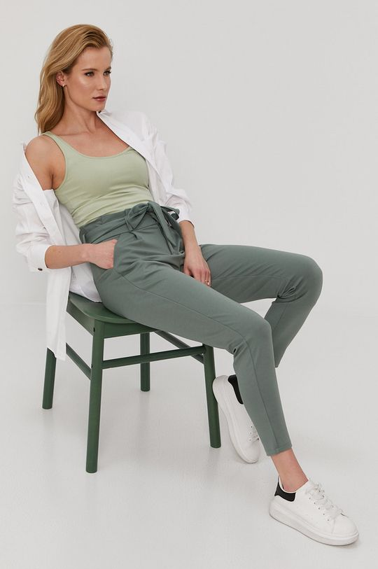 Vero Moda - Top jasny zielony
