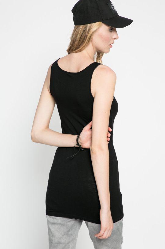 Vero Moda - Top  93% Bavlna, 7% Elastan