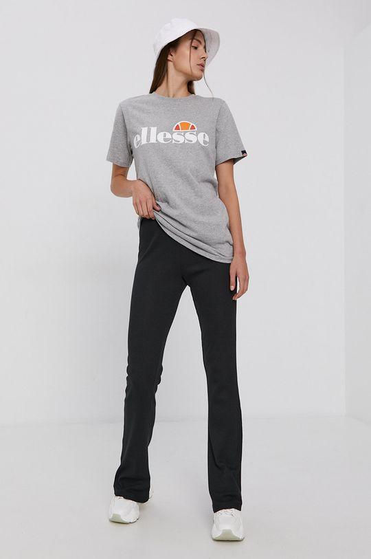 Ellesse - T-shirt jasny szary