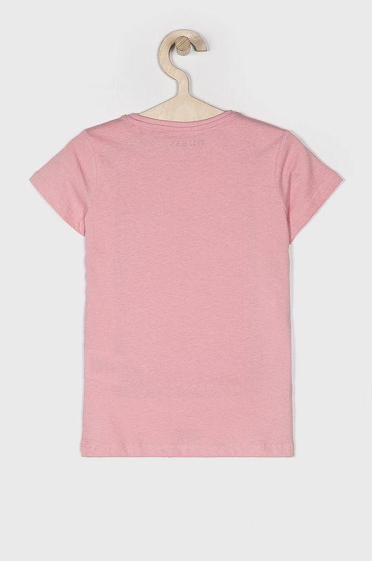 Guess Jeans - Detský top 125-175 cm ružová