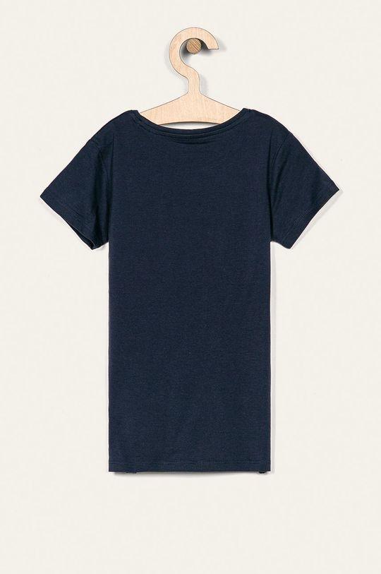 Guess Jeans - Дитяча футболка 116-175 cm темно-синій