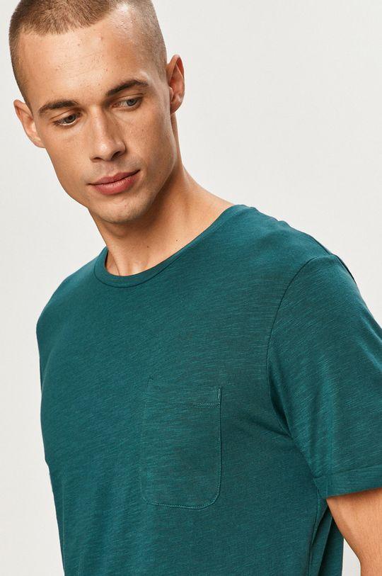 tyrkysová modrá Produkt by Jack & Jones - Tričko