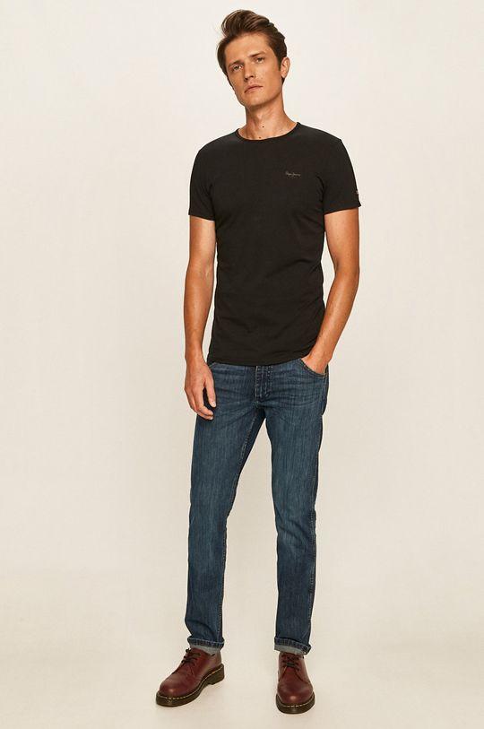 Pepe Jeans - Tričko černá