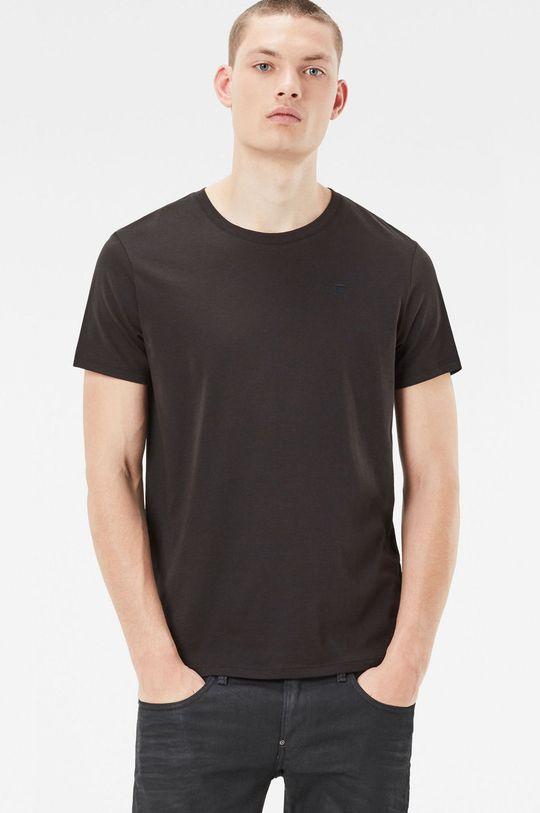 niebieski G-Star Raw - T-shirt (2-pack) Męski