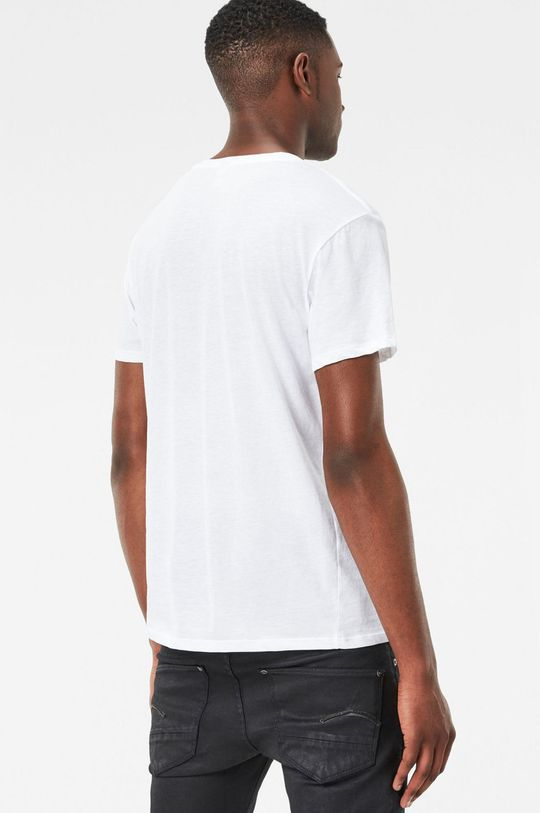 G-Star Raw - Tricou (2-pack)  60% Bumbac, 40% Poliester