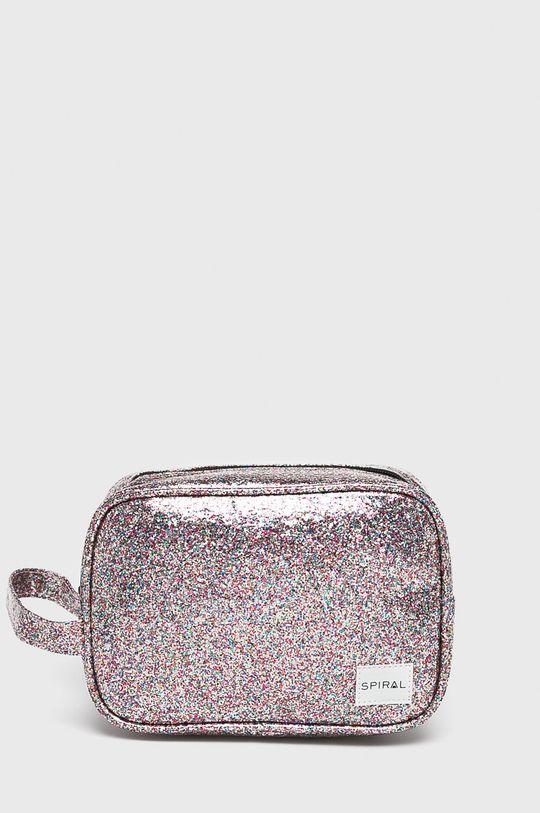 ružová Spiral - Kozmetická taška Dámsky