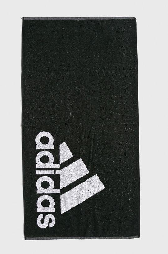 adidas Performance - Ręcznik kąpielowy czarny