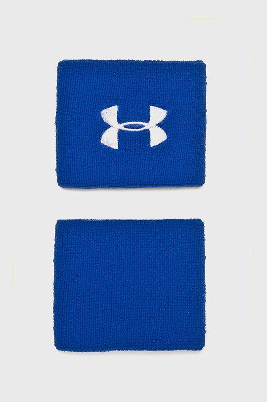 albastru Under Armour - Wristband (2-pack) De bărbați