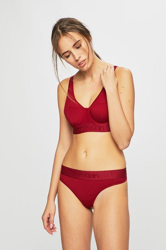 Calvin Klein Underwear - Kalhotky  Hlavní materiál: 95% Bavlna, 5% Elastan Podšívka: 100% Bavlna Provedení: 9% Elastan, 62% Polyamid, 29% Polyester