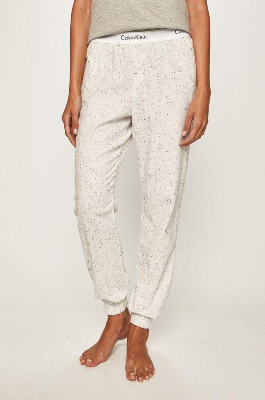 bílá Calvin Klein Underwear - Pyžamové kalhoty Dámský