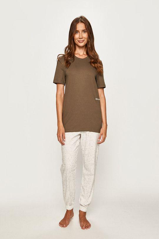 Calvin Klein Underwear - Pyžamové kalhoty bílá