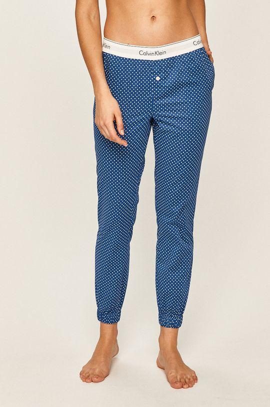 fialová Calvin Klein Underwear - Pyžamové kalhoty Dámský