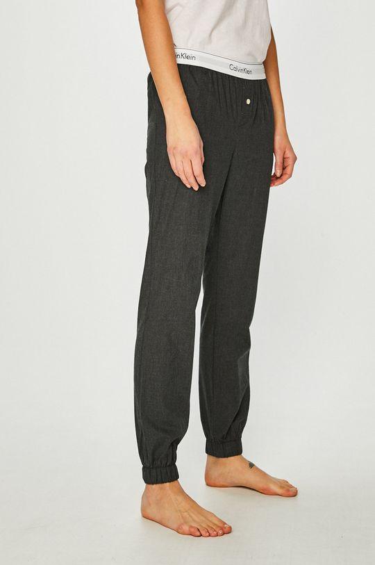 šedá Calvin Klein Underwear - Pyžamové kalhoty Dámský