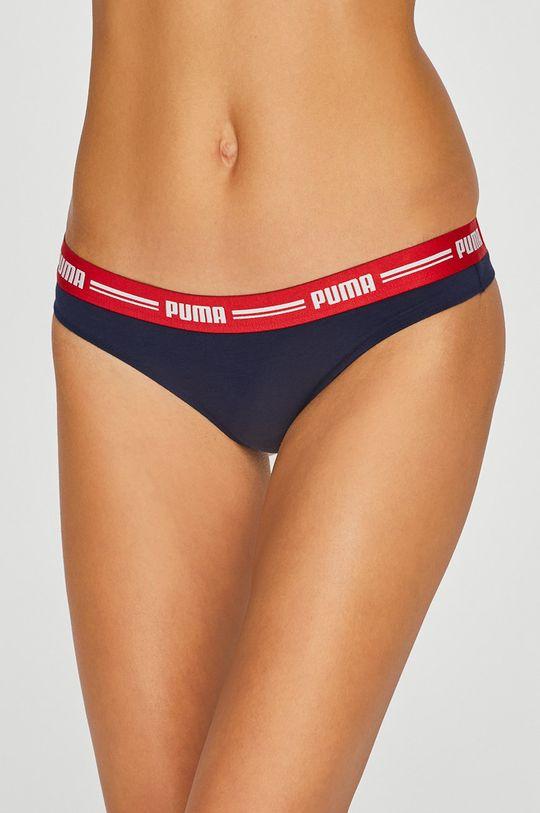 Puma - Chiloti (2-pack) bleumarin