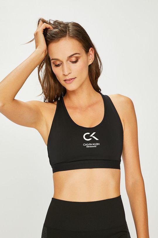 Calvin Klein Performance - Podprsenka černá