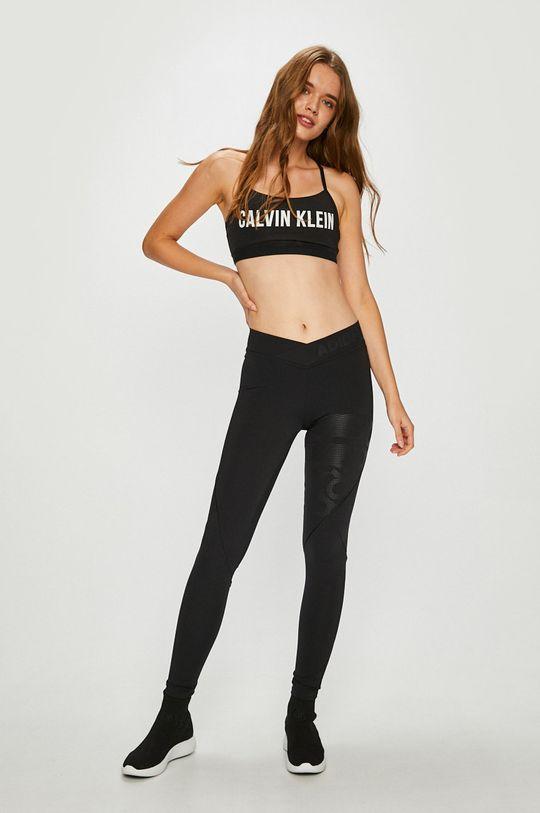 Calvin Klein Performance - Biustonosz czarny