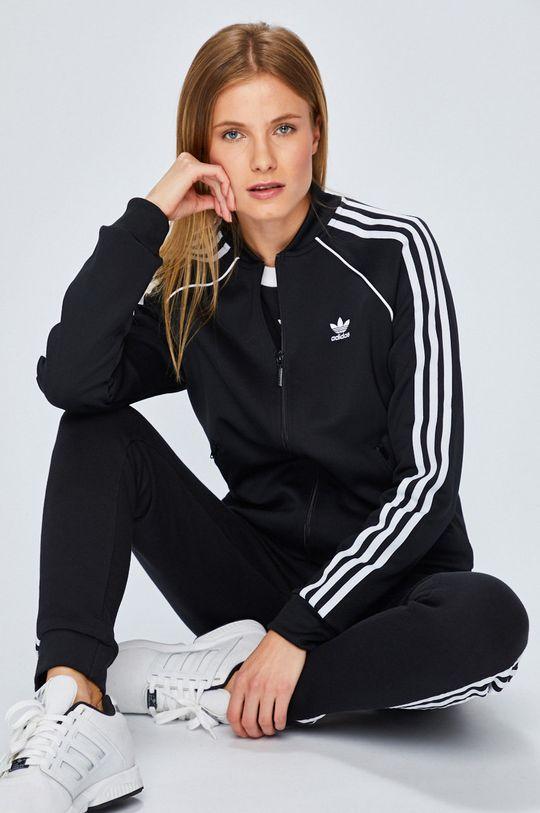 černá adidas Originals - Mikina Dámský