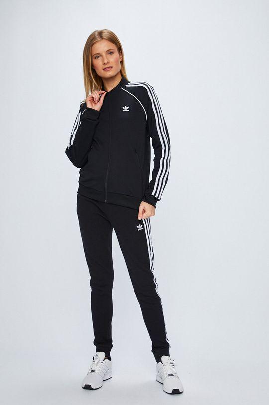adidas Originals - Mikina černá