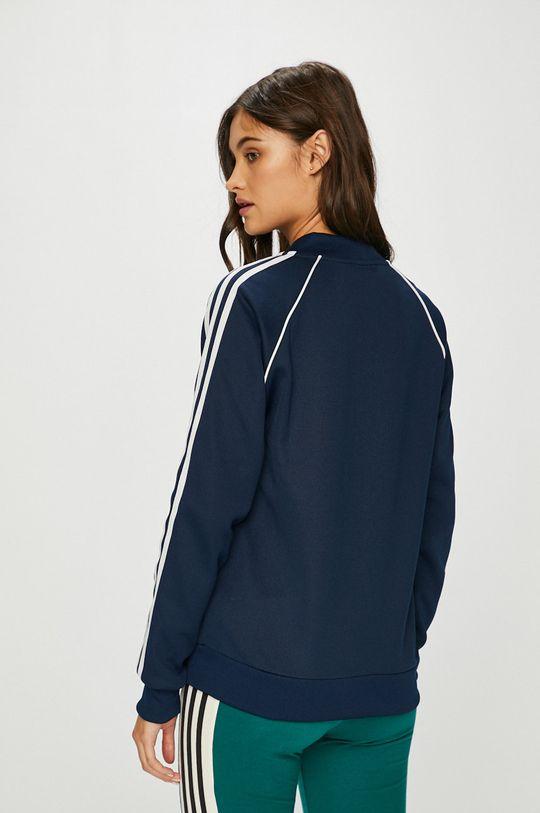 adidas Originals - Суичър  Основен материал: 25% Памук, 5% Еластан, 70% Полиестер Подплата на джоба: 100% Рециклиран полиестер Външно оформление: 100% Полиестер
