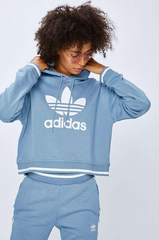 син adidas Originals - Суичър Жіночий