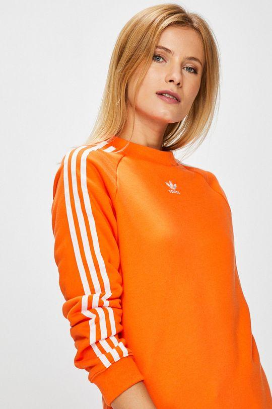 оранжев adidas Originals - Суичър
