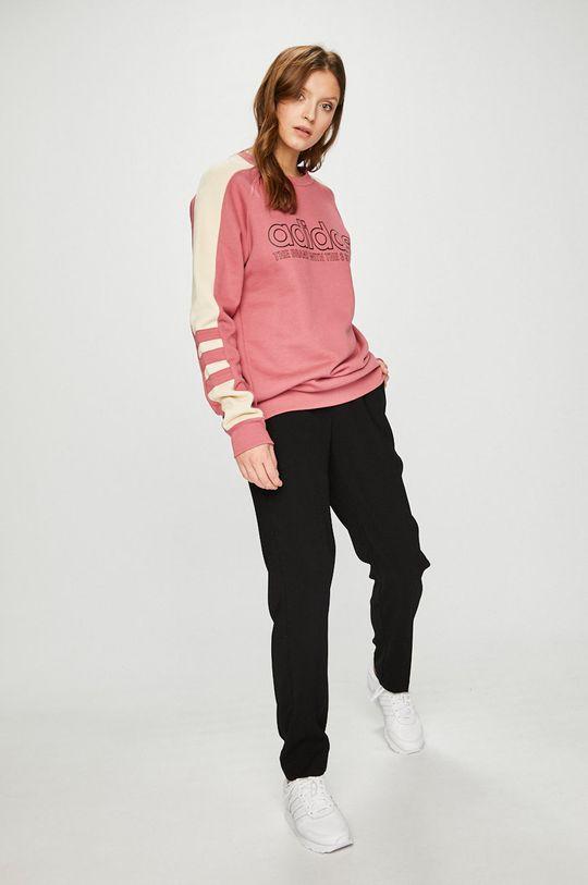 adidas Originals - Суичър розов