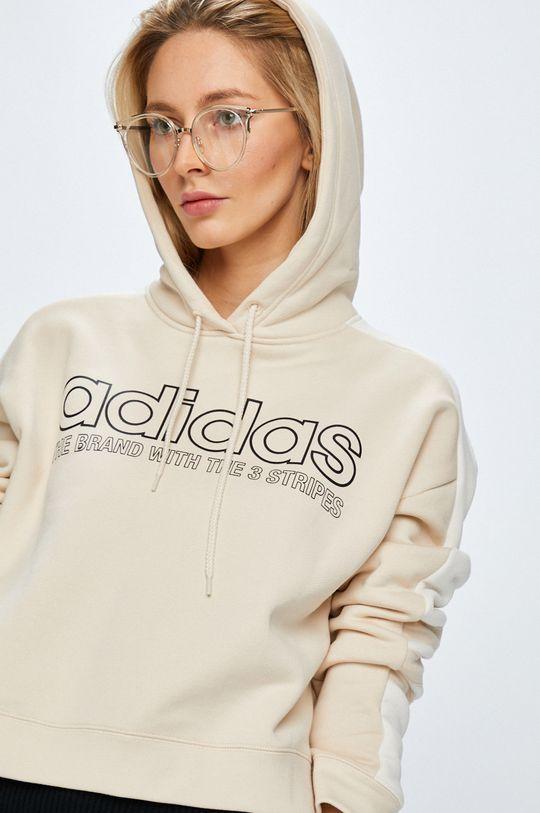 бежов adidas Originals - Суичър